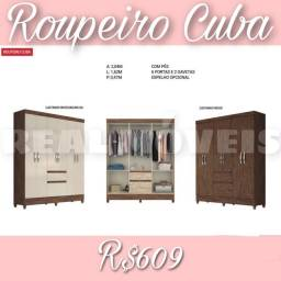 Guarda roupa Cuba guarda roupa Cuba guarda roupa 1019392000