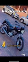 Título do anúncio: VENDO MOTO FAN 2011, PARTIDA ELÉTRICA