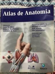 Título do anúncio: Livro Atlas de Anatomia