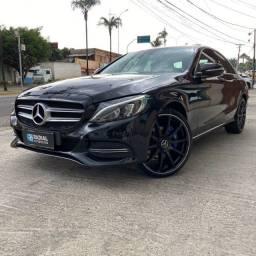 Título do anúncio: Mercedes C200 Avantgarde 2.0 gasolina