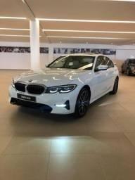 Título do anúncio: BMW 320I A 2.0 TB M Sport Flex Ano 2021/2021