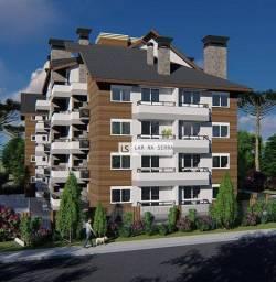 Apartamento com 2 dormitórios à venda, 105 m² por R$ 549.000,00 - Vila Suiça - Canela/RS
