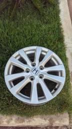 Jogo de rodas Honda Civic aro 16