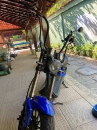 Patinete adulto moto elétrica Scooter elétrica 2000w usada