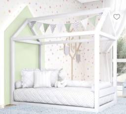 Título do anúncio: Vendo cama de criança estilo casinha