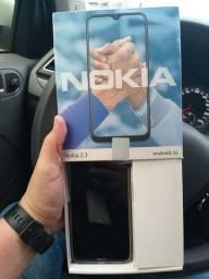 Título do anúncio: Nokia 2.3 display danificado