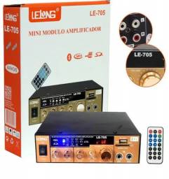 Título do anúncio: Amplificador Lelong Le-705 - Imperium Informática