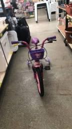 Título do anúncio: Chegou Bicicleta aro 16 infantil nova para criança de 5 anos
