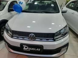 Título do anúncio: Luxo.... VW Saveiro CROSS CAB DUPLA  - 2017  - COMPLETA