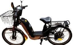 Bicicleta elétrica Souza semi nova