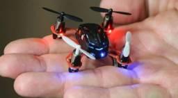Título do anúncio: Mini drone micro quadricóptero com apenas 4,5 x 4,5 centímetros