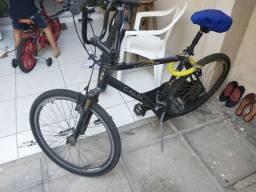 Vendo bicicleta Caloi aluminium