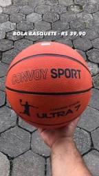 Bola basquete Convoy R$ 39,90