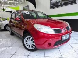 Título do anúncio: Renault Sandero 1.6 8v Flex Completo Financia e Troca Ótimo Estado