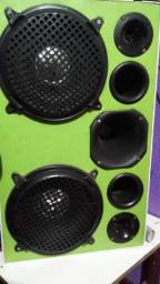 Título do anúncio: Vende se uma caixa de som