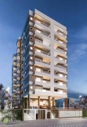 Título do anúncio: Apartamento à venda, 47 m² por R$ 270.619,83 - Vila Guilhermina - Praia Grande/SP