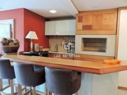 Apartamento com 4 dormitórios à venda, 277 m² por R$ 2.200.000,00 - Centro - Gramado/RS