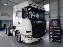 Título do anúncio: Scania Highline R 480 6x4 2014 R480