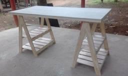 Título do anúncio: mesa cavalete