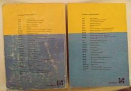 Livros Cálculo com Geometria Analítica  -Vol. 1 e 2