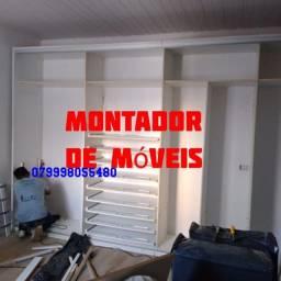 Título do anúncio: Montador de móveis, montagem e desmontagem,  Montador de Móveis