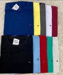 Título do anúncio: Procuro revendedores de roupa camisas masculina e feminina