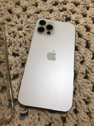 Título do anúncio: iPhone 12 Pro - Branco - 256gb