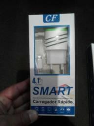 Vendo carregadores tubo de 25 por apenas 15 reais!