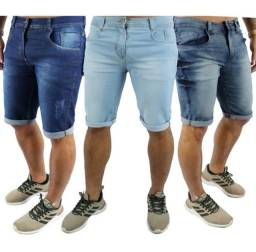 Título do anúncio: Bermuda Jeans Top PREMIUM