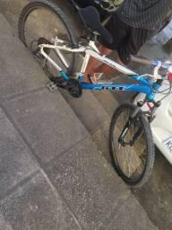 Bike gti mesa series aro 26 quase tudo shimano de ótima qualidade
