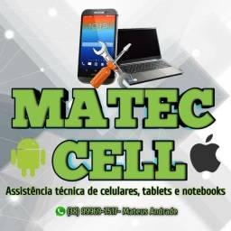 Título do anúncio: MATEC Cell Ass. Técnica