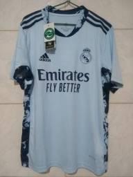Camisa Real Madrid Goleiro 20/21