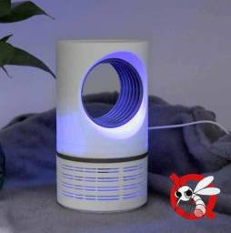 Título do anúncio: Mosquiteiro Armadilha Repelente Elétrico P/ Mosquitos e Pernilongos C/ Luz UV