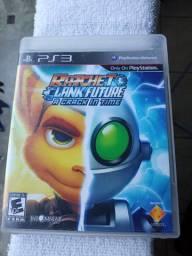Jogo original para PlayStation 3 - Ratchet - Clanck future - a crack in time