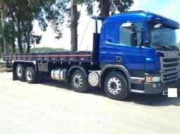 Caminhão scania p310 Azul 2015