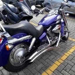 Honda Shadow 750   2008