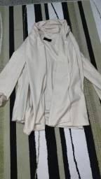 Colete longo - trench coat M