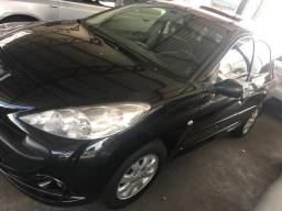 Peugeot 207, 1.4, completo, preto,2010 - 2010