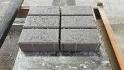 Maquina de pisos de concreto e bloco