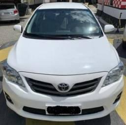 Toyota Corolla XEI 2.0 Automático, Branco, 55.000 KM ! - 2014
