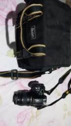 Camera nikon d3100 (ótima câmera)