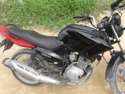 Vendo minha moto Yamaha factor - 2012