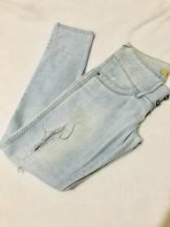Calca jeans basic