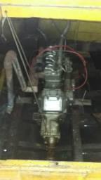 Motor 3 Cilindros, MWM 229,
