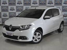 RENAULT SANDERO 1.6 DYNAMIQUE 8V FLEX 4P MANUAL - 2017