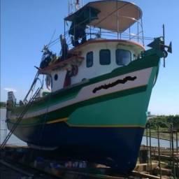 Barco de pesca traineira - 1999