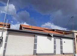 Casa pra financiamento no bairro novo estrela/castanhal