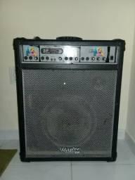 Vendo- caixa de som amplificada(preço negociavel)