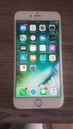 Vendo IPHONE 6s Plus 16 Gb dourado,completo