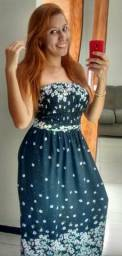 Vestido (Veste M e G)